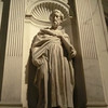 Duomo, Piccolomini Altar, Detail (Unknown saint), Michelangelo (?)(16th C)