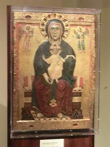 Duomo Museum:  Madonna and Child