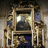 Duomo, Chigi Chapel, Madonna del Voto, follower of Guido da Siena (13th C)