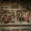 Duomo, Piccolomini Library, fresco by Pinturicchio (16th C)
