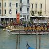 Bucintoro (replica of Doge's Boat), Regatta Storico
