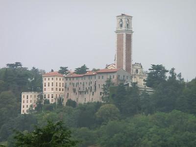 View from Villa La Rotonda