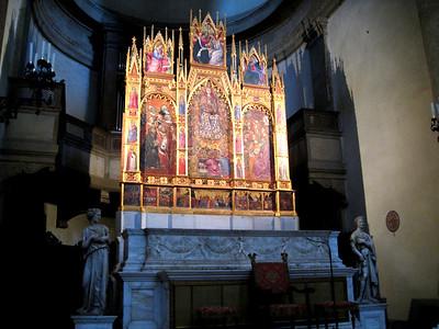 Duomo - Taddeo de Bartolo tryptich