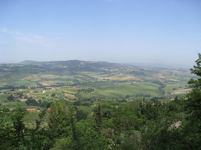 View from San Biagio