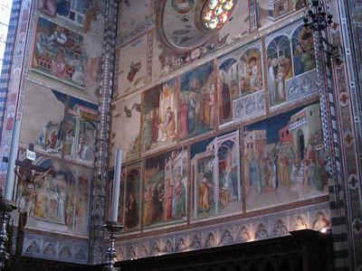 Duomo fresci (Ugolino di Prete Ilario , late 14C)