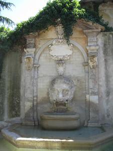 Pleasant fountain