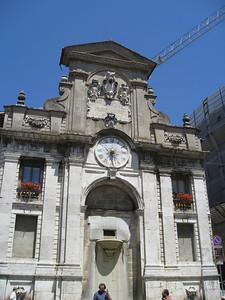 Baroque facade - Spoleto