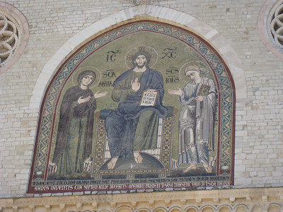 Spoleto Duomo exterior