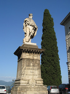 Garibaldi slept here