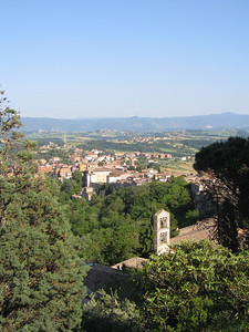View from Todi