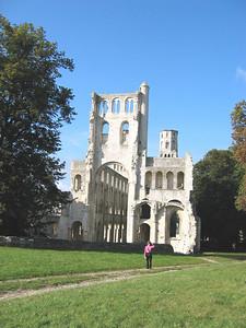 Abbaye de Jumieges (11C)