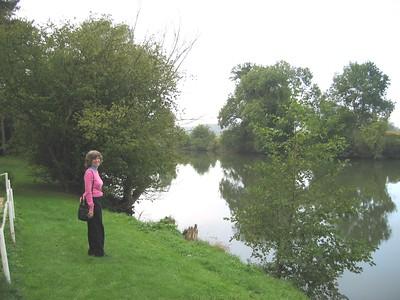 The Seine at Moulin de Connelles