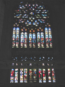 Beauvais Cathedral (16C rose window)