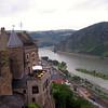 Oberwesel from the castle