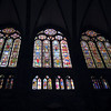 Strasbourg Cathedral: stained glass