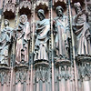Strasbourg Cathedral: statuary