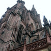 Strasbourg Cathedral: exterior