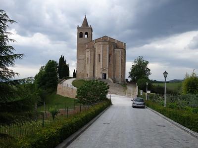 Offida -- Santa Maria della Rocca