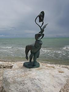 Sculpture Park on the Adriatic coast, San Benedetto del Tronto