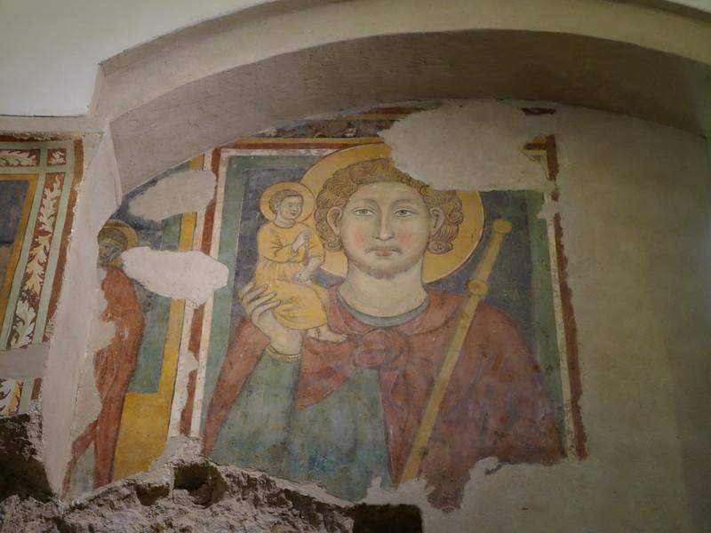 Oversized St. Christopher
