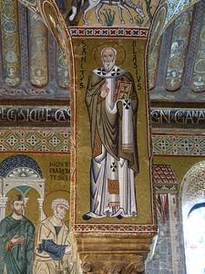 Capella Palatina -- St. Blasius
