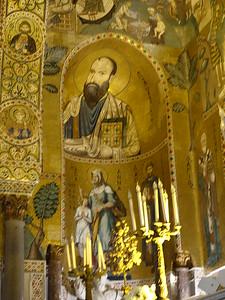 Capella Palatina -- St. Paul