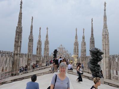 Stopover in Milan