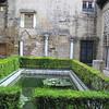Alcazar, garden pool