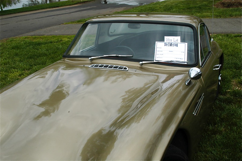 Shelton Vineyard Car Show - 00032