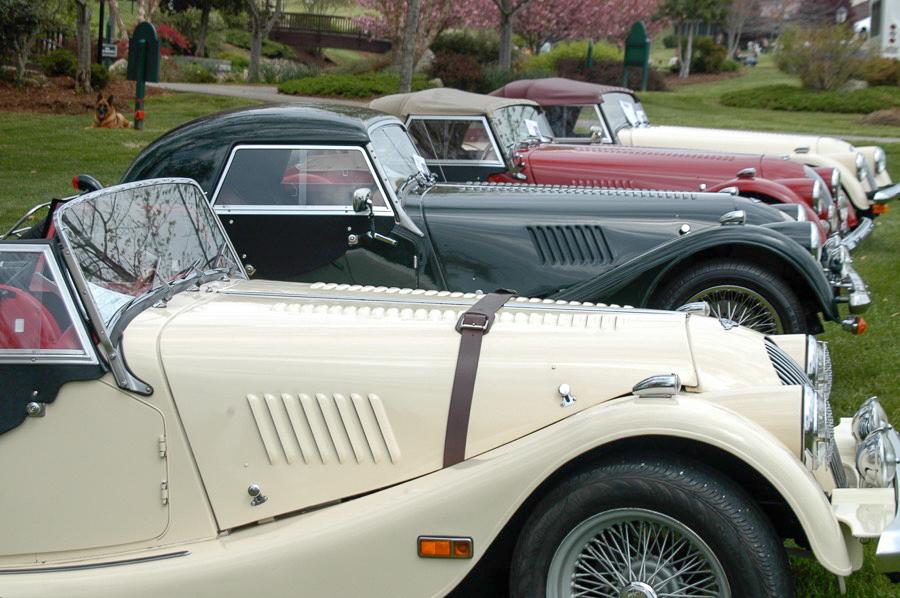 Shelton Vineyard Car Show - 00040