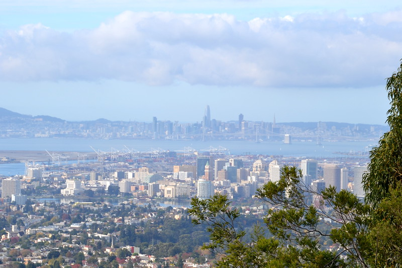 Oakland - Views