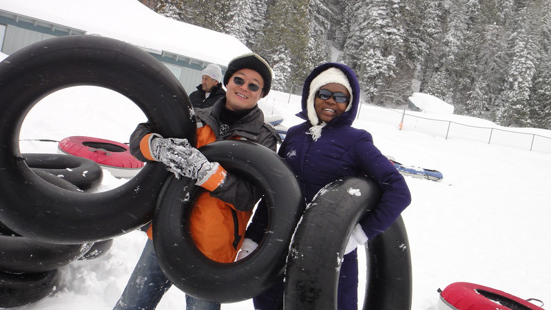 Sonora Snow Play Trip 2011