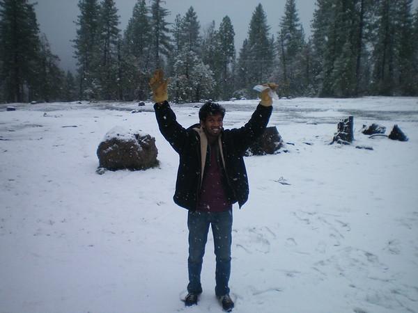 Sonora Snow Play Feb 2010