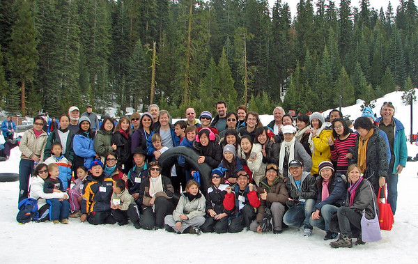 Sonora Snow-Play Feb 2009