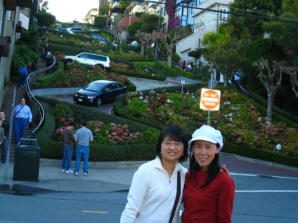 Stanford & San Francisco, Nov 2008