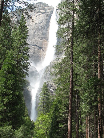 Yosemite 2010, Valley - #1 Hike