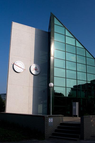 JAA Training Center. Hoofddorp.