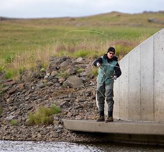 Fishing Trip to Andakílsá-Borgarfirði