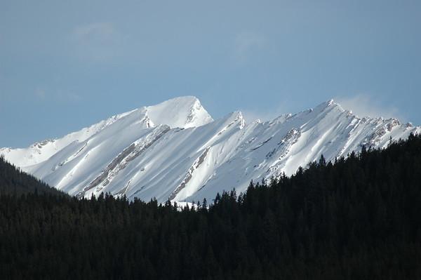 Banff, Canada 2008 April