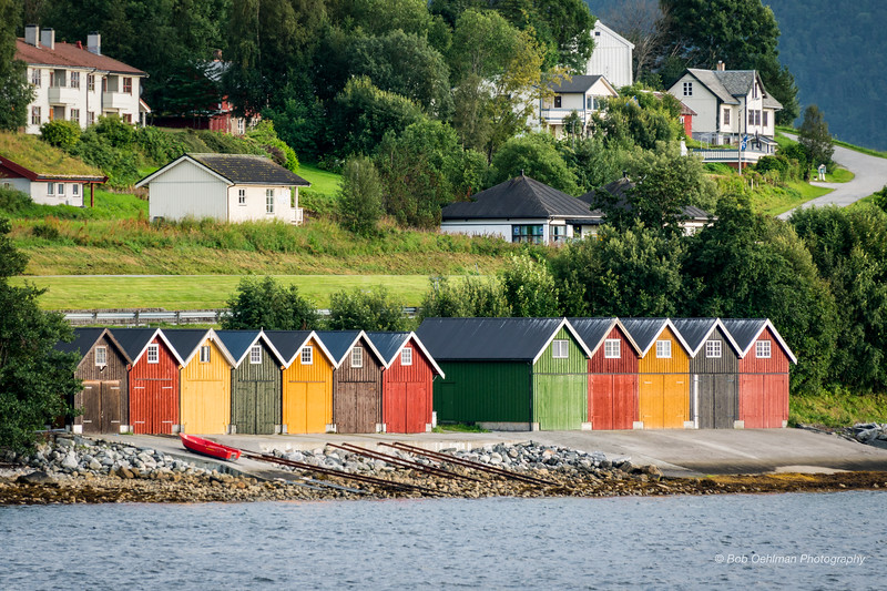 More Boat Houses