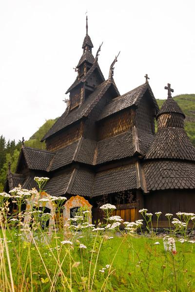 Borgund Stave Church - 1181 AD
