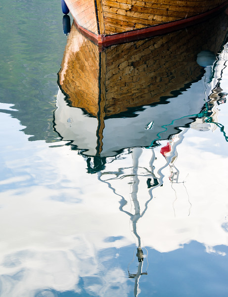 Bow Reflection