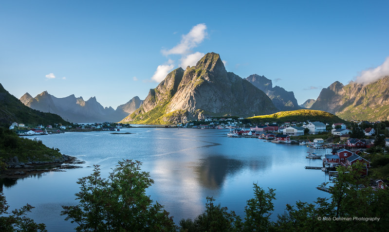 Reine Village, Lofoton Islands, Norway