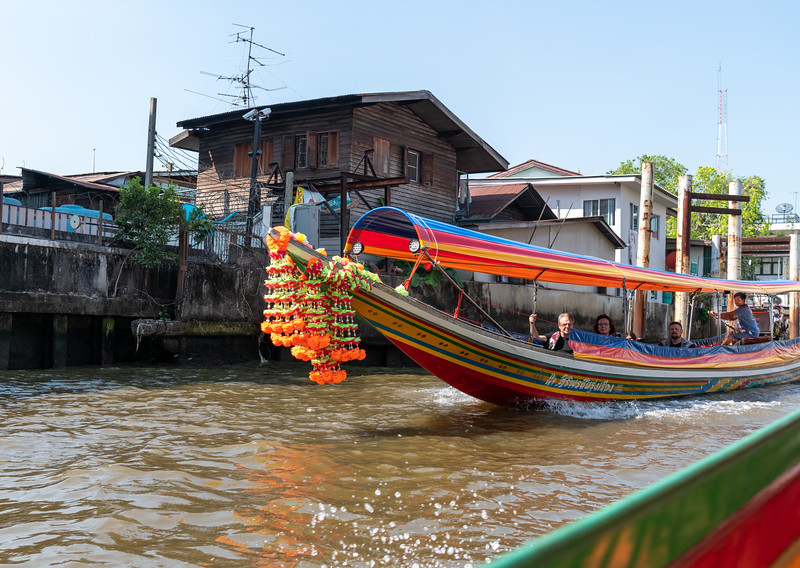 "Canals of Bangkok - ""Venice of the East"""