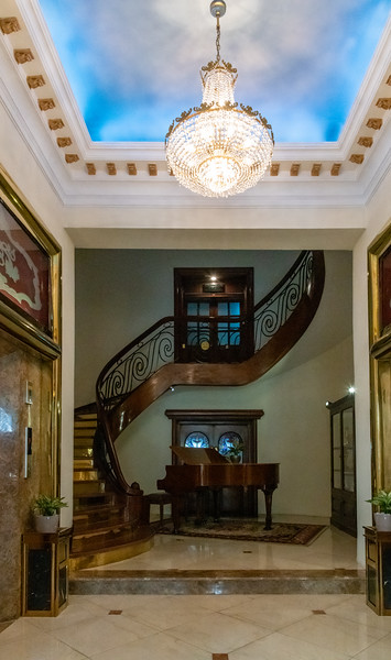 Our lovely Majestic Saigon Hotel