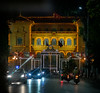 Presidential Palace in Hanoi at Night