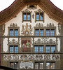 Lucerne's Building Paintings