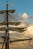 Tomorrow, These Mighty Sails Will Catch the Wind