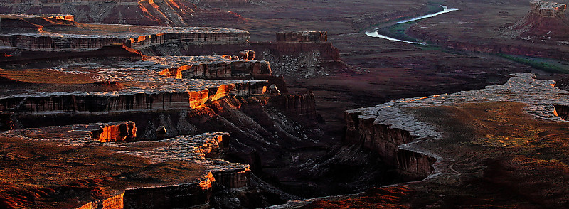 Green River Overlook, Island in the Sky Dist., Canyonlands Nat. Pk., UT