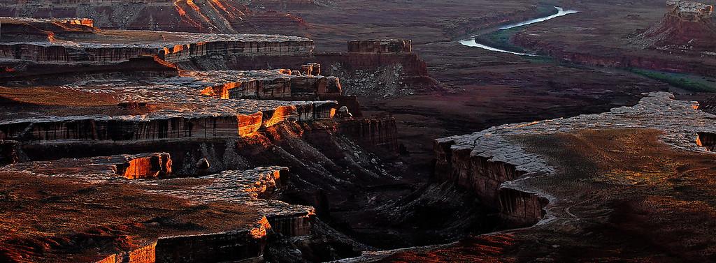 Green River Overlook, Island in the Sky Dist., Canyonlands Nat. Pk., UT
